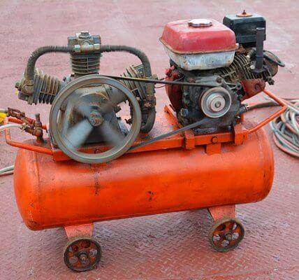 kompresor sprężarka różnice