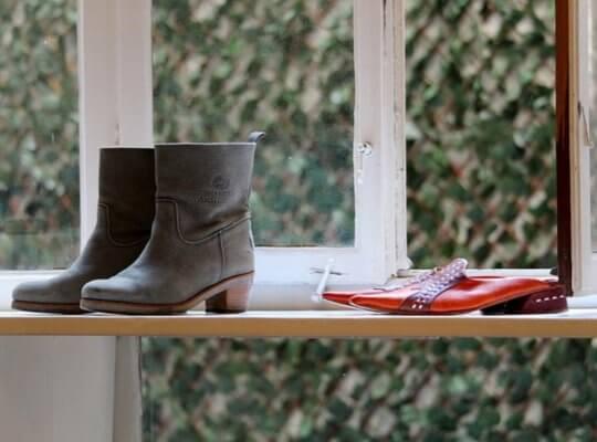 Rodzaje damskich butów