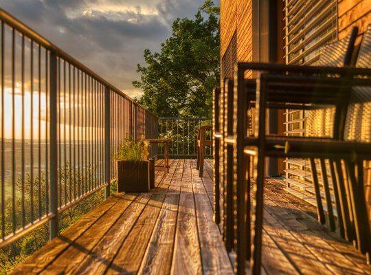 Wybór drewnianej deski tarasowej
