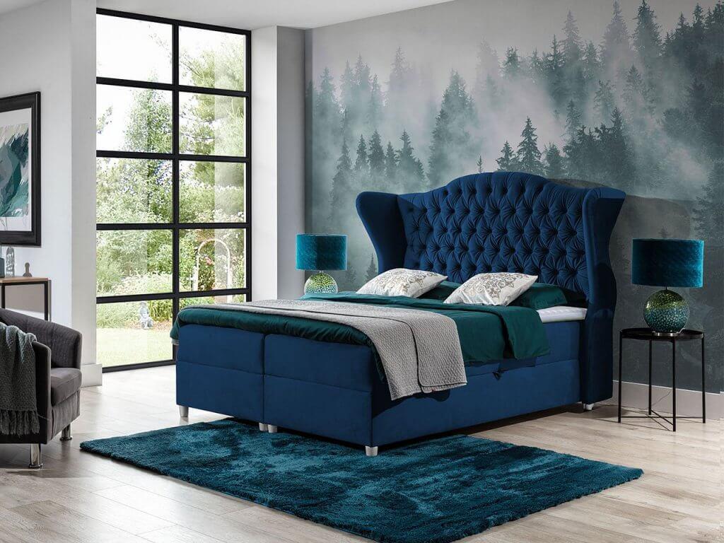 łóżko limpopo