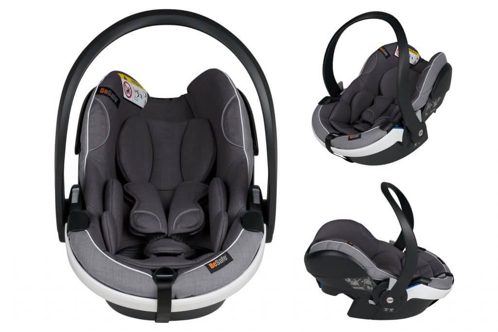 foteliki samochodowe dla dzieci 0-13 kg