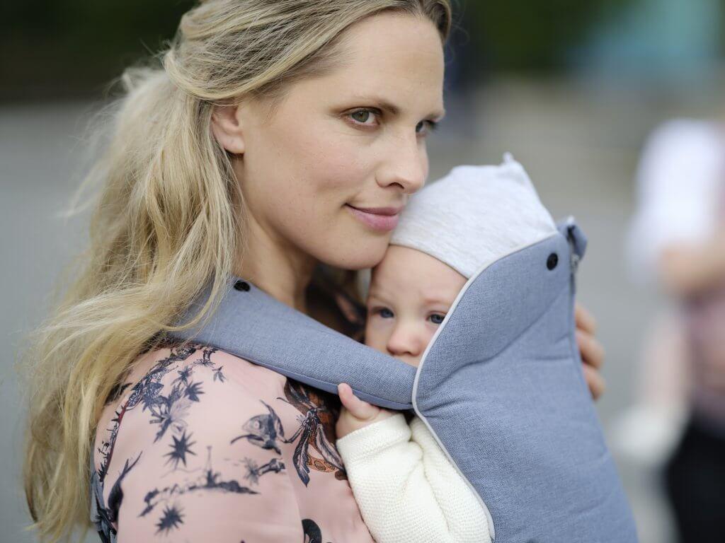 nosidełko dla niemowlaka